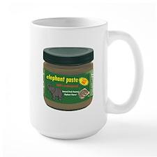Elephant Paste Mug