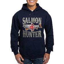 Salmon Hunter Hoodie