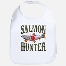 Salmon Hunter Bib