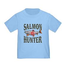 Salmon Hunter T