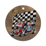 Race Ornaments