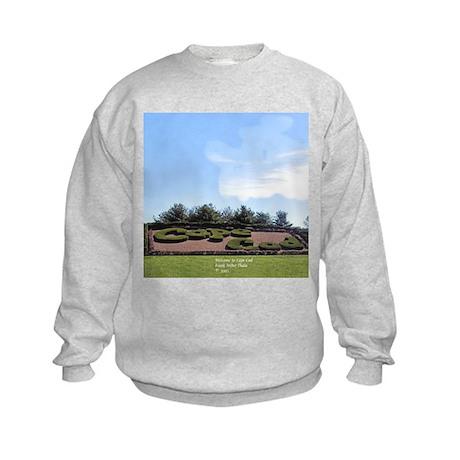 WELCOME to CAPE COD Kids Sweatshirt