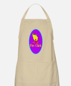 Fire Chick BBQ Apron