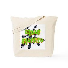 Urban Graffito Tote Bag