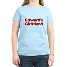 Unique Edward's girlfriend T-Shirt