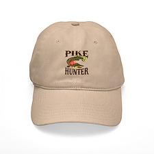 Pike Hunter Baseball Cap