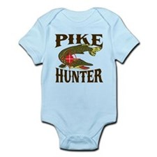 Pike Hunter Infant Bodysuit