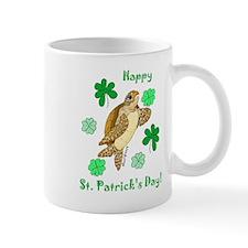 St. Pat's Day Sea Turtle Mug
