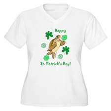 St. Pat's Day Sea Turtle T-Shirt