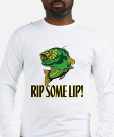 Rip Some Lip Long Sleeve T-Shirt
