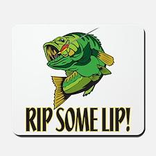 Rip Some Lip Mousepad