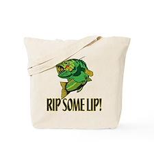 Rip Some Lip Tote Bag