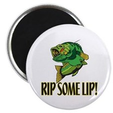 """Rip Some Lip 2.25"""" Magnet (10 pack)"""