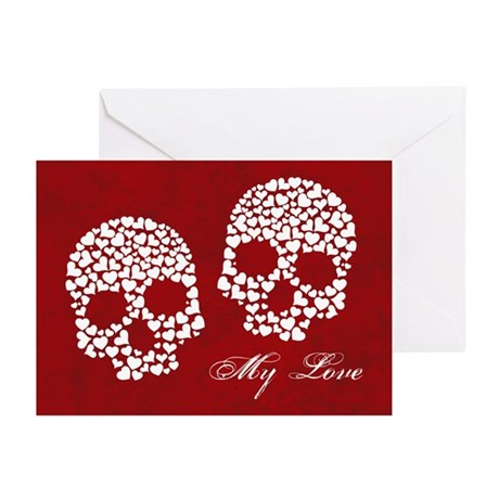 Love to the Bone Greeting Cards (Pk of 10)