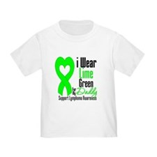 Lymphoma Heart Daddy T
