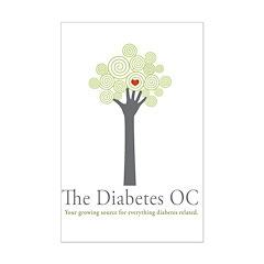 Diabetes OC Posters