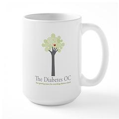Diabetes OC Large Mug