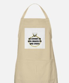 Bitter or Worse BBQ Apron