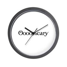 Oooo, scary Wall Clock