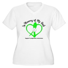 Lymphoma Memory Uncle T-Shirt