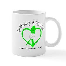 Lymphoma Memory Uncle Mug