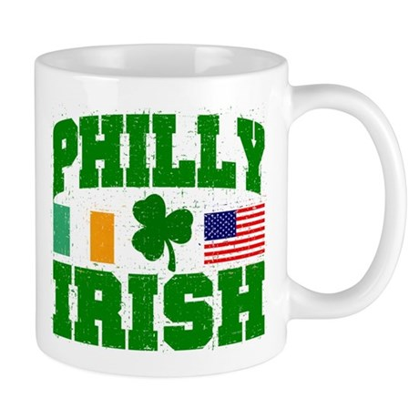 Philly 2 IRISH_p01 Mugs
