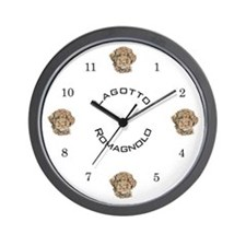 Lagotto special design Wall Clock