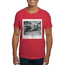 Rag Carts in New York City T-Shirt