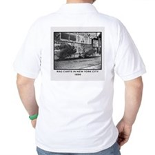 Rag Carts in New York City T-Shirt
