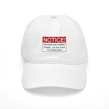 Notice / Methodist Baseball Cap