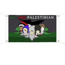 Cute Palestinian Banner