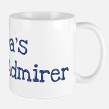 Aliyas secret admirer Mug