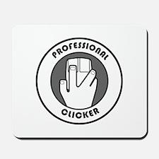 Professional Clicker Mousepad