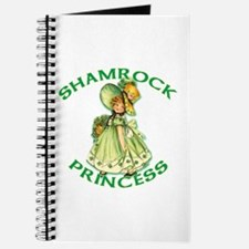 Shamrock Princess Irish Journal