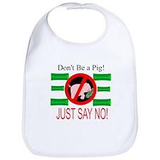 No Pork Bib