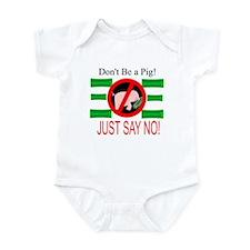 No Pork Infant Bodysuit
