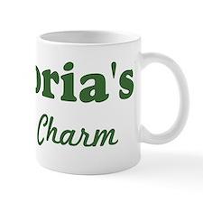 Victorias Lucky Charm Mug