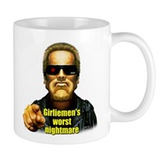 Girliemen's Worst Nightmare Mug