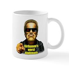 Girliemen's Worst Nightmare Small Mug