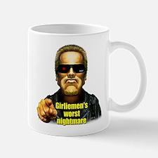 Girliemen's Worst Nightmare Small Small Mug