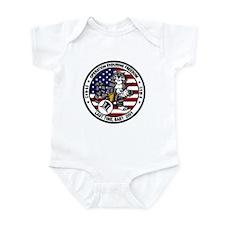 Cute Cvn65 Infant Bodysuit