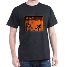 Airlock Warning T-Shirt