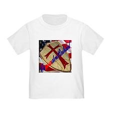 CrusaderPatriot/Shield & Flag T
