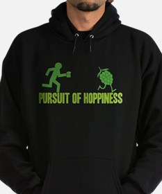 Pursuit of Hoppiness Hoodie (dark)