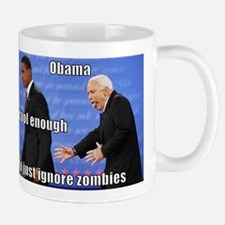 Cute Barack obama dog Mug