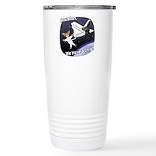 Space Corgi Travel Mug