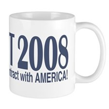 Newt Gingrich 2008 Coffee Mug