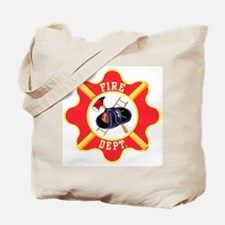 Fire Department Tote Bag