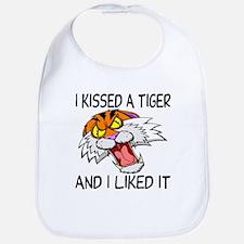 I Kissed A Tiger Bib