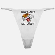 I Kissed A Tiger Classic Thong